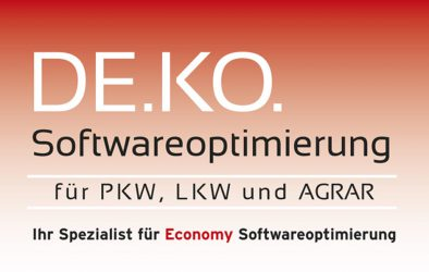 DE.KO. Softwareoptimierung